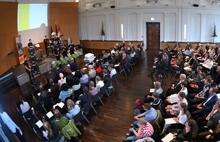 Landespreisverleihung beim Geschichtswettbewerb des Bundespräsidenten Foto: Körber-Stiftung / David Ausserhofer
