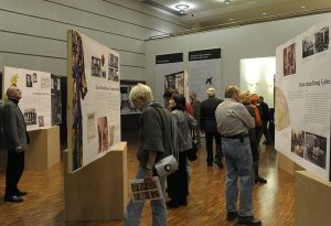 """Ausstellungseröffnung """"Verraten und verkauft. Jüdische Unternehmen in Berlin 1933-1945"""" Fotos: Thomas Platow"""