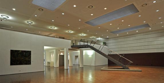 Das Foyer des Landesarchiv Berlin