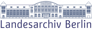 Logo des Landesarchivs Berlin
