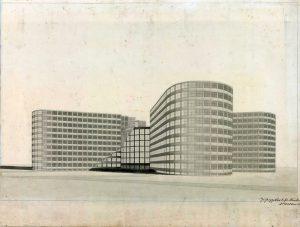 Justizgebäude für Berlin R. Wolters, 1929 E Rep. 400-19 (Karten), Nr. 8