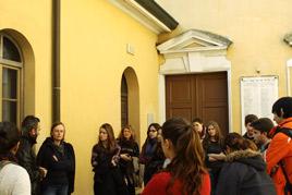 Führung durch die Synagoge in Gorizia