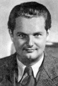 Portrait von Peter Anders, um 1945, C Rep. 167 Nr. 1311